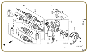 Partslist moreover Edison Electrical Outlet besides Honda Cb125s Engine Diagram likewise Gravity Furnace Burner Diagram moreover Honda Big Red Muv Parts Diagram. on honda generator wiring harness