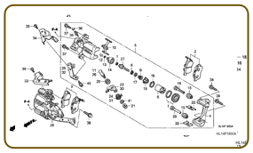 honda big red muv parts diagram honda auto wiring diagram. Black Bedroom Furniture Sets. Home Design Ideas